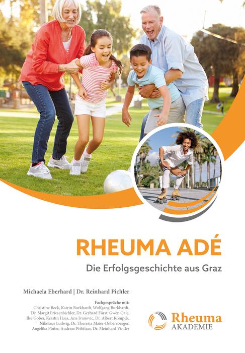 Michaela Eberhard, Dr. Reinhard Pichler - Michaela Eberhard, Dr. Reinhard Pichler - Rheuma adé
