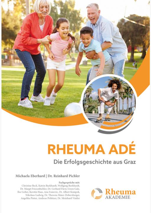 Michaela Eberhard, Dr. Reinhard Pichler - Rheuma adé