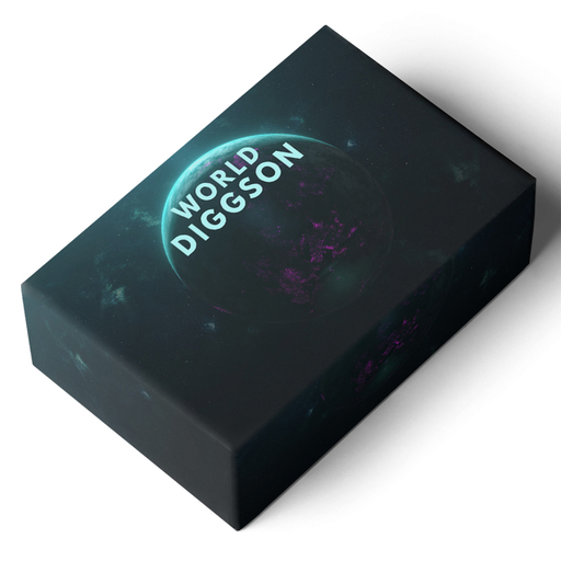 Johnny Diggson - World Diggson (Ltd. Deluxe Box)