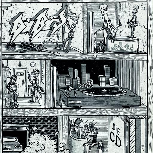 DxBxSx - Die CD