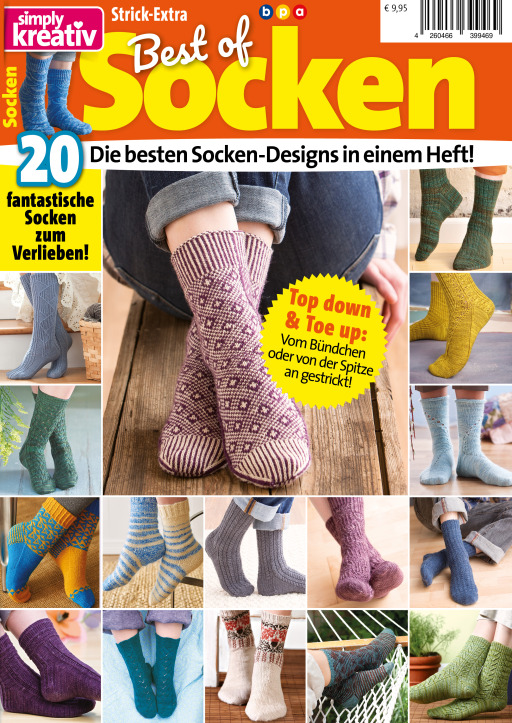 Buss, Oliver - Simply Kreativ: Best of Socken