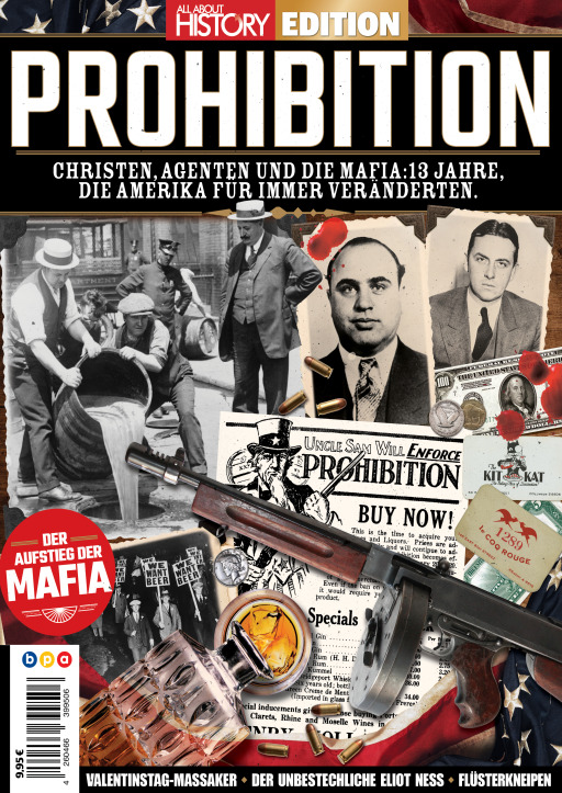 Buss, Oliver - All About History EDITION - PROHIBITION