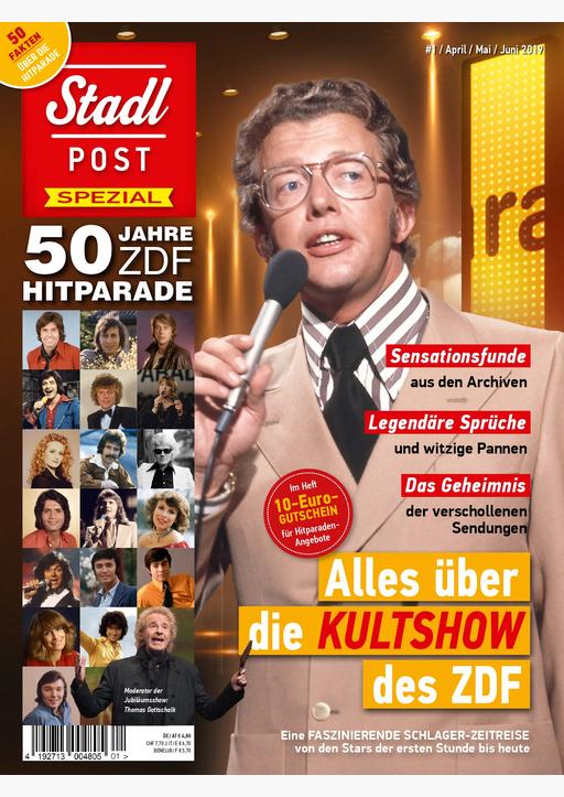 Tichler, Andreas - Stadlpost Spezial 50 Jahre ZDF Hitparade