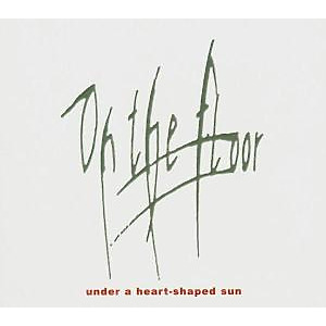 on the floor - under a heart shaped sun