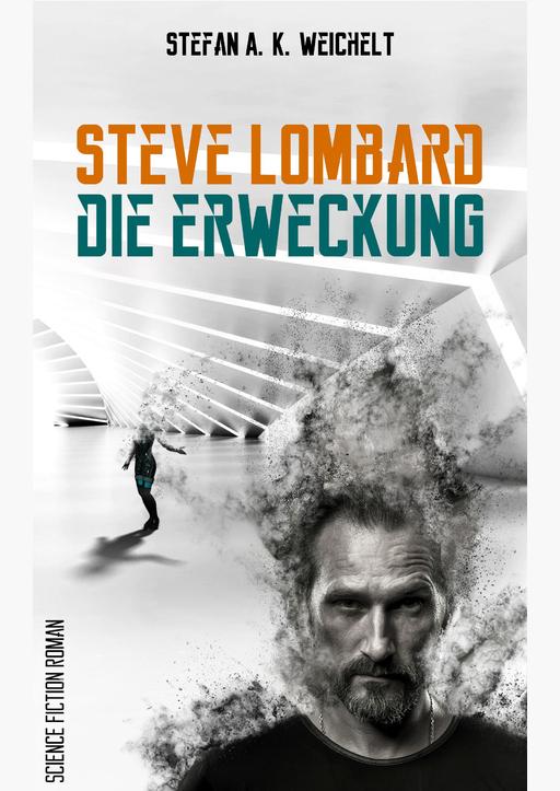 Weichelt, Stefan A. K. - Steve Lombard HC