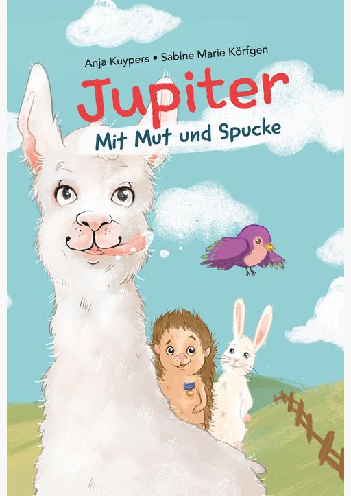 Kuypers, Anja - Jupiter - Mit Mut und Spucke