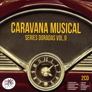Various Artists - Caravana Musical Series Doradas, Vol. 9