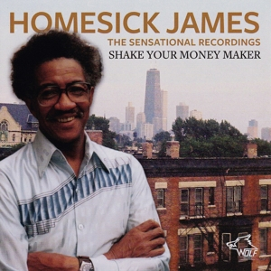 Homesick James - Shake Your Money Maker