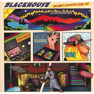 BLACKHOUSE - One Man's Collection 1984-89 CD