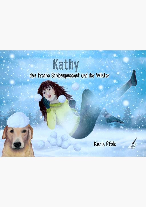 Pfolz Karin - Kathy das freche Schlossgespenst und der Winter