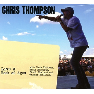 Chris Thompson - Live at  Rock of Ages