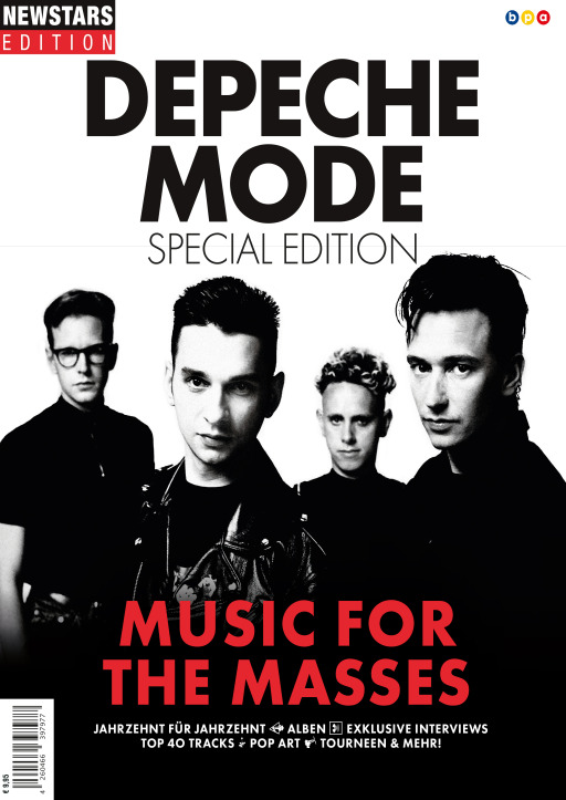 Buss, Oliver - DEPECHE MODE - SPECIAL EDITION
