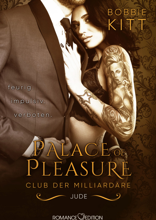 Kitt, Bobbie - Palace of Pleasure: Jude
