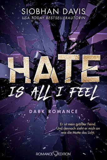 Davis, Siobhan - Davis, Siobhan - Hate is all I feel