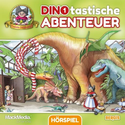 Blubacher, Thomas / Ihle, Jörg - Madame Freudenreich: Abenteuer Vol. 1