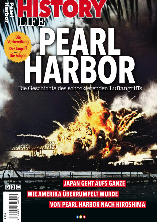Buss, Oliver - HISTORY LIFE - PEARL HARBOR