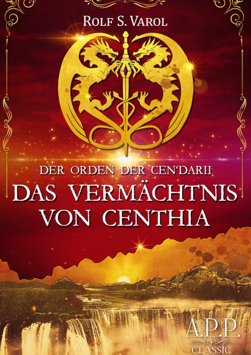 Varol, Rolf S. - Der Orden der Cen'darii
