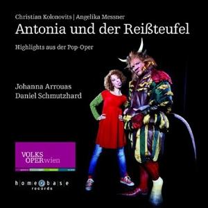 Kolonovits & Messner - Kolonovits & Messner - Antonia & Der Reissteufel