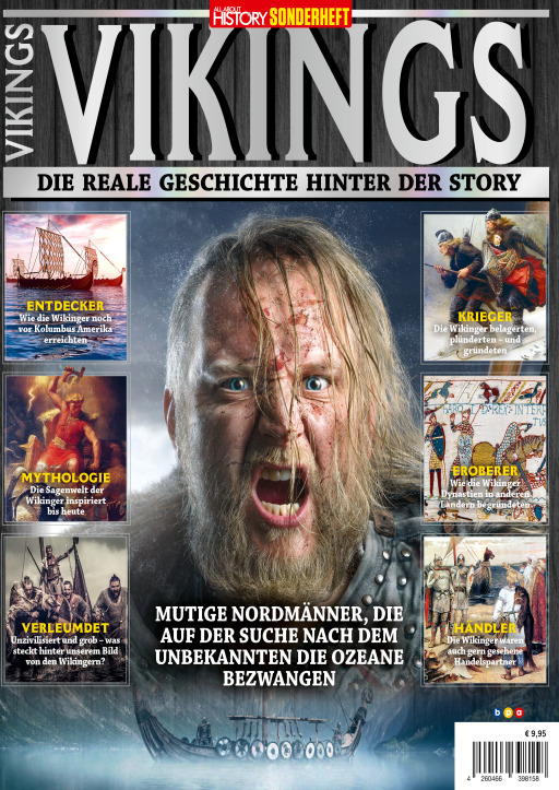 Buss, Oliver - All About History SONDERHEFT: VIKINGS