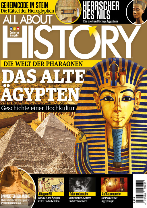 Buss, Oliver - All About History - Die Welt der Pharaonen