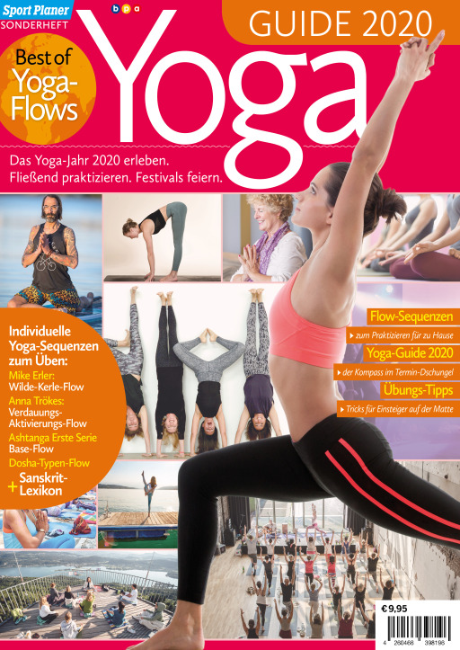 Schmitt-Krauß, Adriane - Sonderheft Yoga Guide 2020 - Best of Yoga-Flows