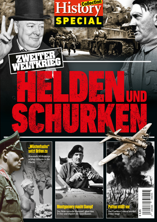 Buss, Oliver - History Collection SPECIAL: HELDEN UND SCHURKEN