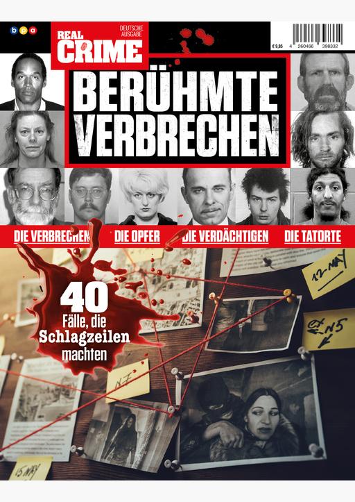 Buss, Oliver - Real Crime - BERÜHMTE VERBRECHEN