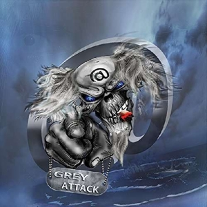 Grey Attack - Grey Attack - Grey Attack