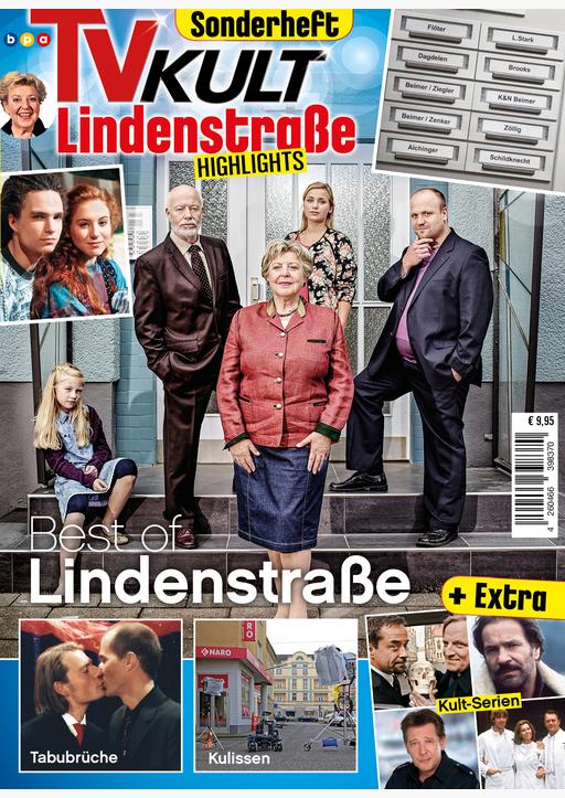 Buss, Oliver - TVkult Sonderheft: Lindenstraße HIGHLIGHTS
