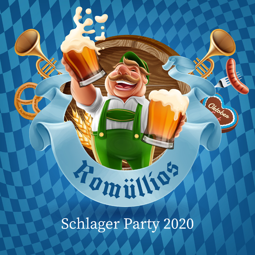 Various Artists - Romüllios Schlager Party 2020