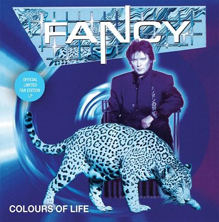 Fancy - Colours Of Life LP