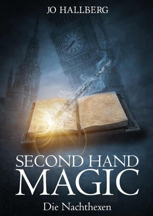 Hallberg, Jo - Second Hand Magic
