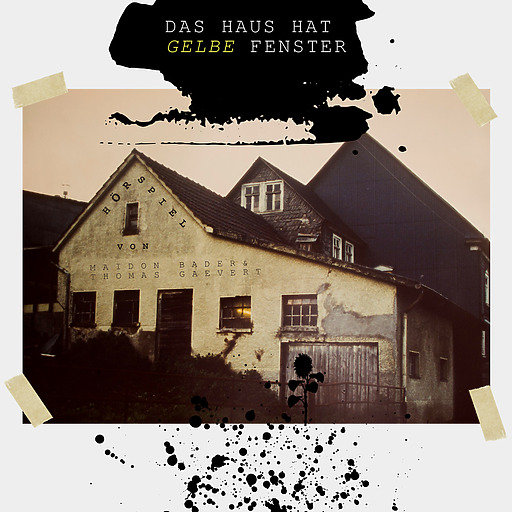 Bader, Maidon & Gaevert, Thomas - Das Haus hat gelbe Fenster