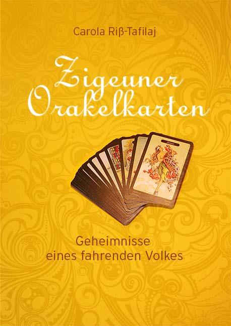 Riß-Tafilaj, Carola - Riß-Tafilaj, Carola - Zigeuner Orakelkarten