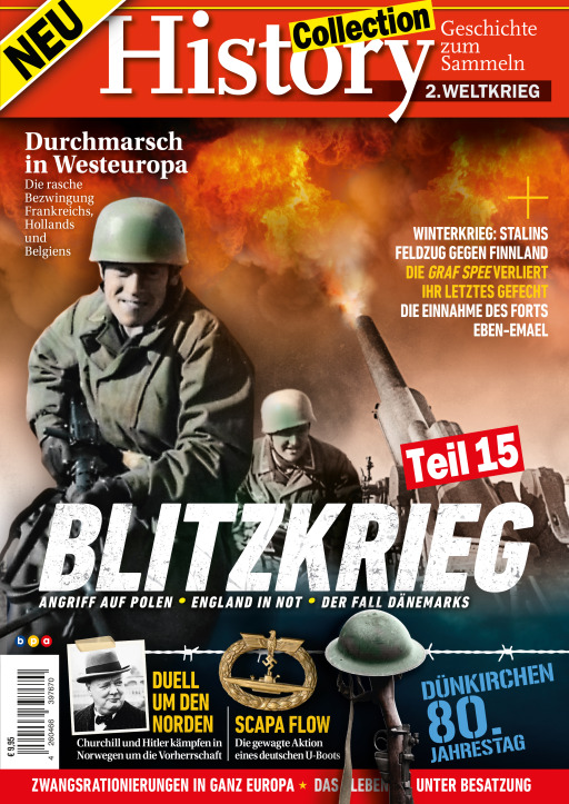 Buss, Oliver - History Collection Teil 15: BLITZKRIEG