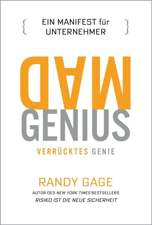 Gage, Randy - Gage, Randy - Mad Genius