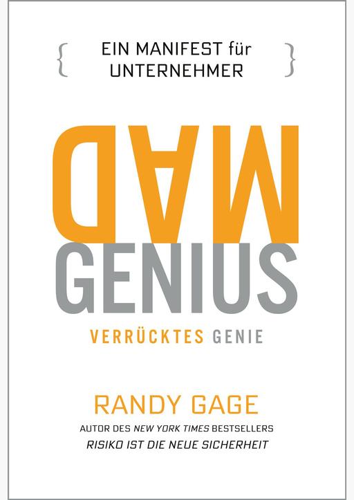 Gage, Randy - Mad Genius