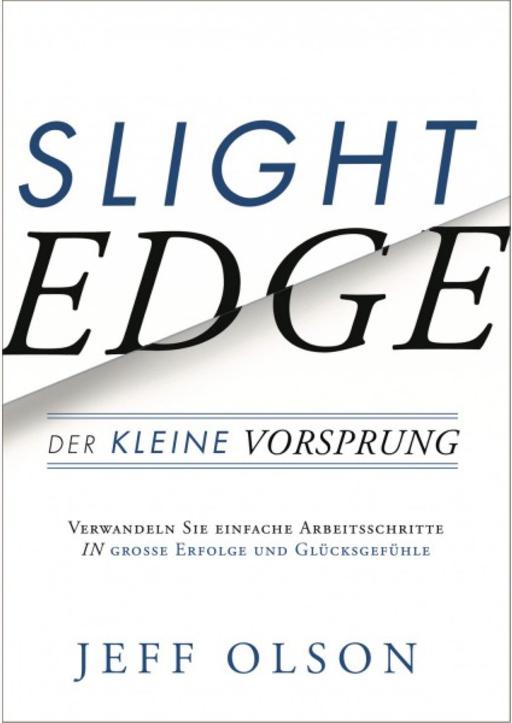 Olson, Jeff - Slight Edge