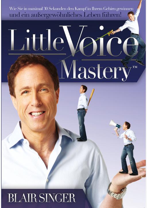 Singer, Blair - Little Voice Mastery