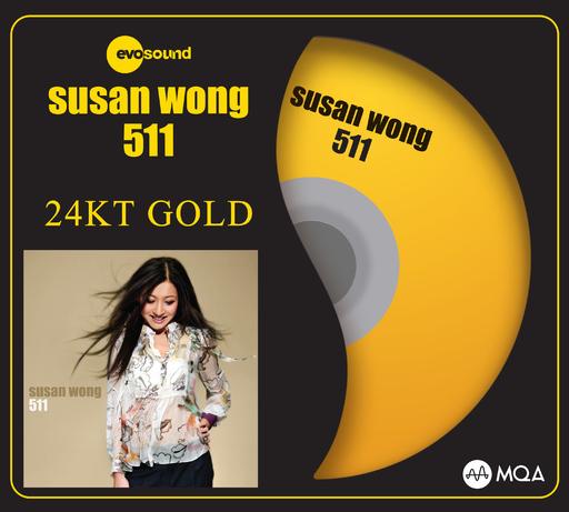 Susan Wong - Susan Wong - 511 (24Kt Gold MQA-CD)