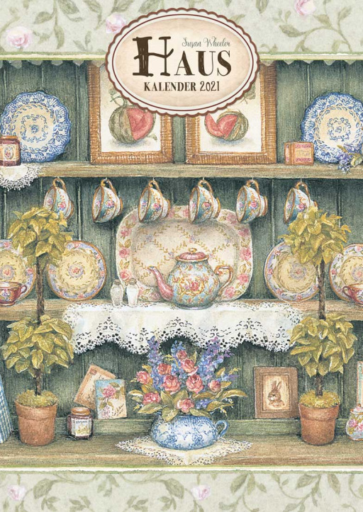 Wheeler, Susan / Korsh, Marianna - Hauskalender