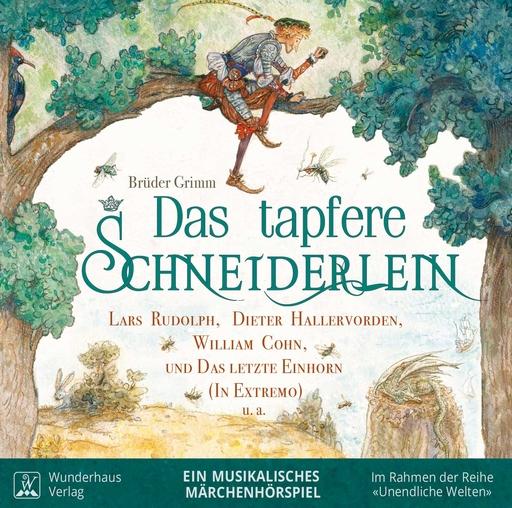 Grimm, Brüder / Lohse, Sebastian / Wolfsmehl, Mich - Das tapfere Schneiderlein