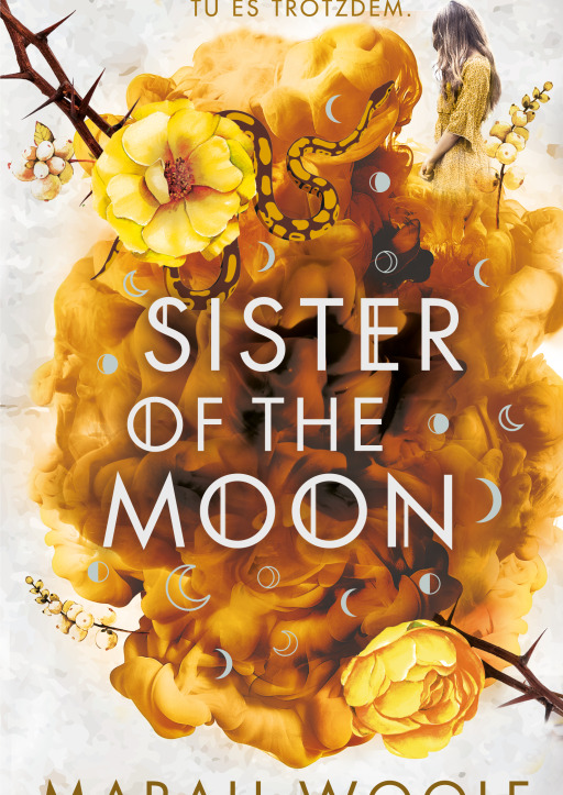 Woolf, Marah - Sister of the Moon