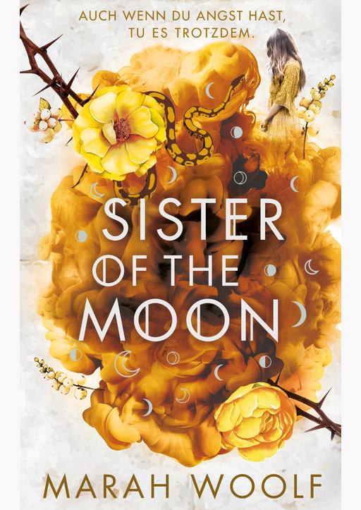 Woolf, Marah - Sister of the Moon