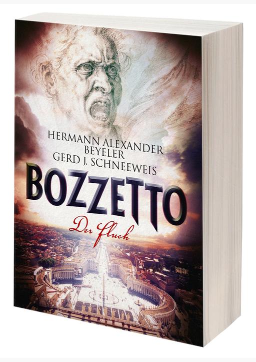 Hermann Alexander Beyeler & Gerd J. Schneeweis - BOZZETTO I – Der Fluch