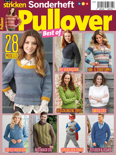 Buss, Oliver - Buss, Oliver - Simply Stricken Sonderheft: Pullover Best of