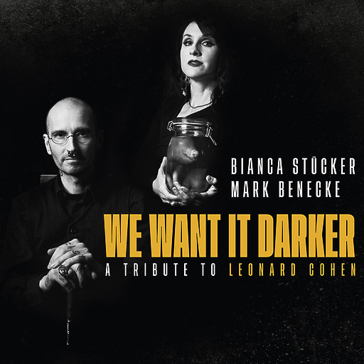 Bianca Stücker & Mark Benecke - We Want it Darker