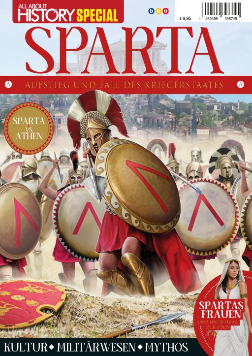 Buss, Oliver - All About History: SPARTA