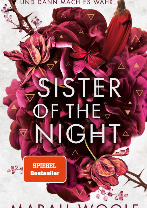 Woolf, Marah - Sister of the Night 3