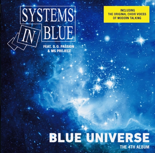 Systems In Blue (Feat. D.O. Passion & MS Project - Blue Universe (The 4th Album)
